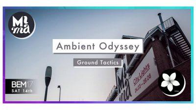 MIMA - BEM17 – An Ambient Odyssey