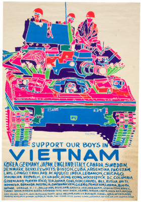 Mima - SUPPORT OUR BOYS IN VIETNAM