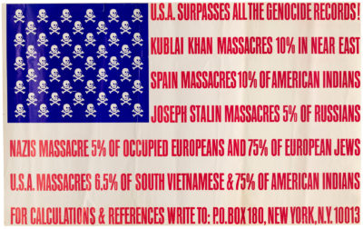 Mima - USA SURPASSES ALL GENOCIDE RECORDS !