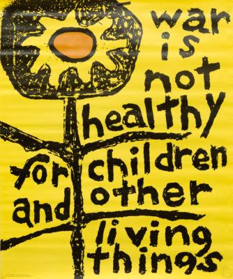 Mima - WAR IS NOT HEALTHY…