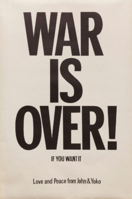 Mima - WAR IS OVER ! IF YOU WANT IT