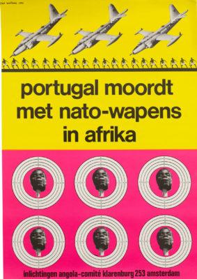 Mima - PORTUGAL MOORDT MET NATO-WAPENS IN AFRIKA