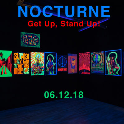 MIMA Nocturne : « Get Up, Stand Up! »